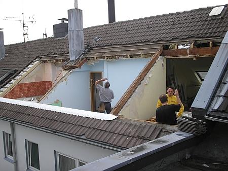 Dachgaube Mit Balkon Great Dachgauben With Dachgaube Mit Balkon